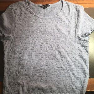 American Eagle Cropped Shirt